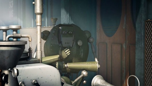 Bibo: A Lonely And Nostalgic Robot Remembers The Joys Of Human company-4
