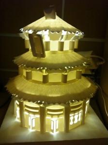 An Unusual Taiwanese Restaurant Made Entirely Of Cardboard-13