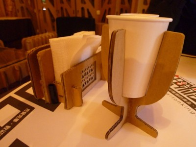 An Unusual Taiwanese Restaurant Made Entirely Of Cardboard-7