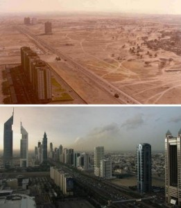 The Change In The Skyline Of World's Top 11 Most Famous Cities-3