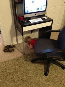Top 20 Children Playing Hide and Seek Really Badly -6