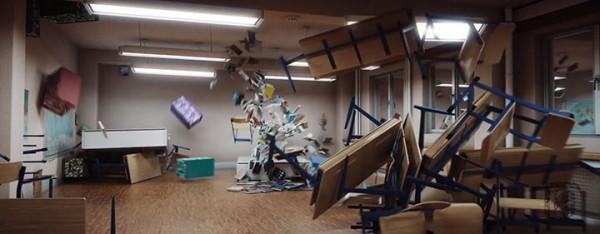 Crazy Furniture: A Short Film About The Secret Life Of Classrom Furniture-