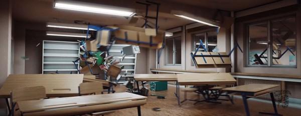 Crazy Furniture: A Short Film About The Secret Life Of Classrom Furniture-3