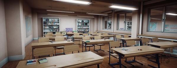 Crazy Furniture: A Short Film About The Secret Life Of Classrom Furniture-4