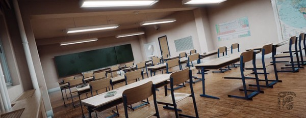 Crazy Furniture: A Short Film About The Secret Life Of Classrom Furniture-5