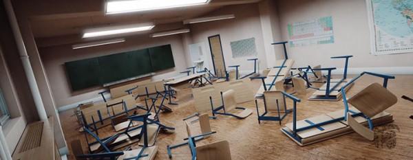 Crazy Furniture: A Short Film About The Secret Life Of Classrom Furniture-7