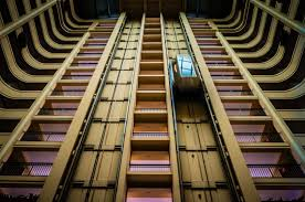 Fastest elevator in China