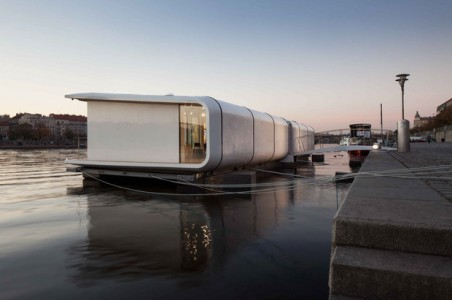 Modular Home by Atterial SAD project