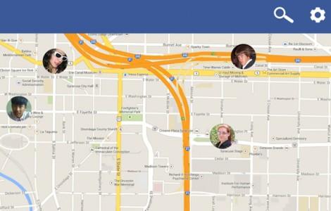 Facebook Nearby App