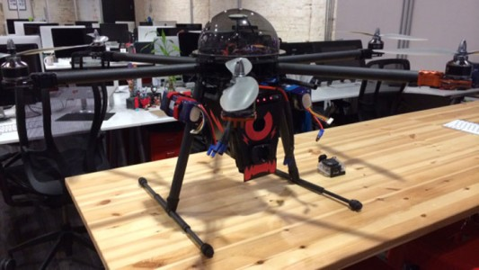 5Futuristic Drones That Are Already A Reality -4