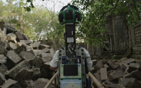 Google Street View Takes You To The Gigantic Temples of Cambodia-3