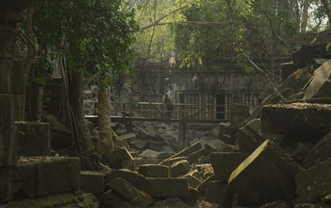 Google Street View Takes You To The Gigantic Temples of Cambodia-4