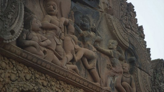 Google Street View Takes You To The Gigantic Temples of Cambodia-9