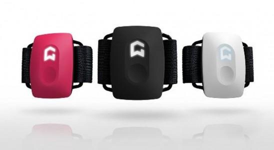 Gymwatch wristband