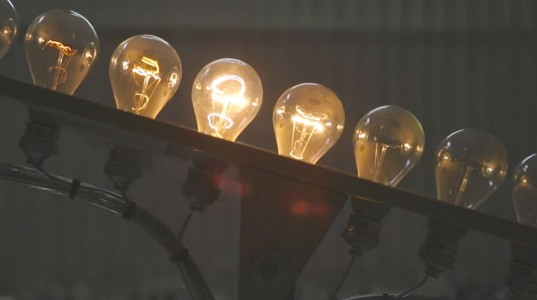Light Kinetics: See The Light Move From One Bulb To Another Like A Tennis Ball-5