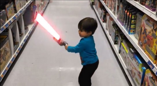 A Humorous Dad Turns Everyday Life Of His Little Boy Into A Real Action Movie (Video)-4