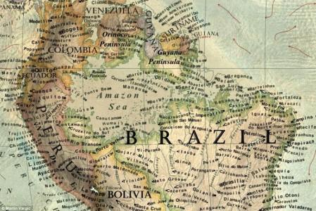 Marth Graph for Brazil