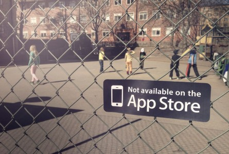 Not On App Store: Project To Remind Geeks About pleasures of Everyday life-
