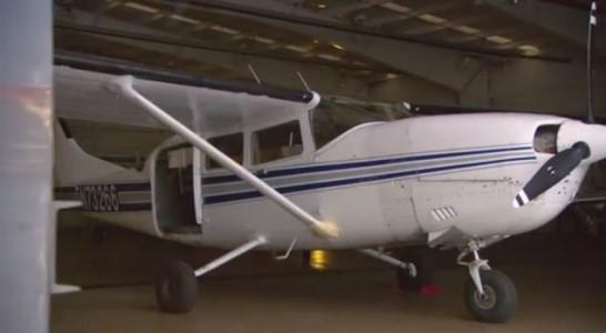 Plane for McNutt Surveillance