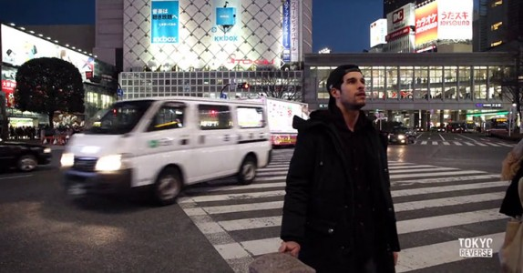 Reverse Tokyo: Imagine A World Where Everything Is Walking Reverse Except You-6