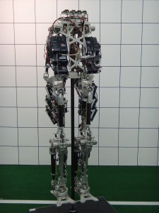 Saffir: A Firefighting Robot Designed By U.S. Navy Against Fires At Ship-2