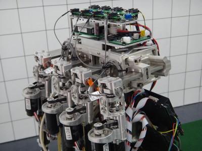 Saffir: A Firefighting Robot Designed By U.S. Navy Against Fires At Ship-3