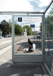 Top 12 Shocking Amnesty International Posters At Bus Stop-10