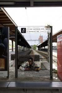 Top 12 Shocking Amnesty International Posters At Bus Stop-2