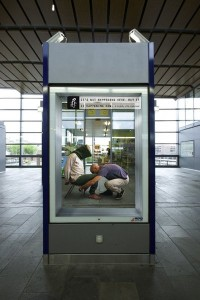 Top 12 Shocking Amnesty International Posters At Bus Stop-5