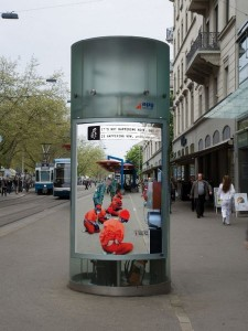 Top 12 Shocking Amnesty International Posters At Bus Stop-6
