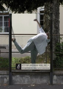 Top 12 Shocking Amnesty International Posters At Bus Stop-8