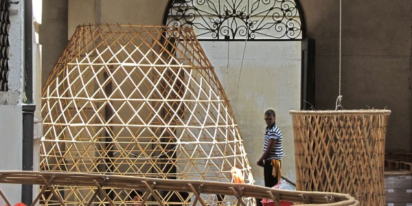 Tree-Inspired Structure to gather water