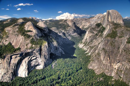 Glacier Point -California (United States)-Stunning Photographs Reveal The Astounding Beauty Of our planet-10