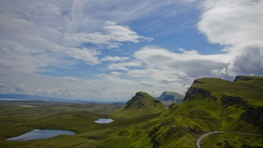 Island of Skye - Scotland-Stunning Photographs Reveal The Astounding Beauty Of our planet-4