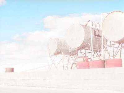 Stroll Through This Surreal Landscape Formed By Gigantic Salt Mines-