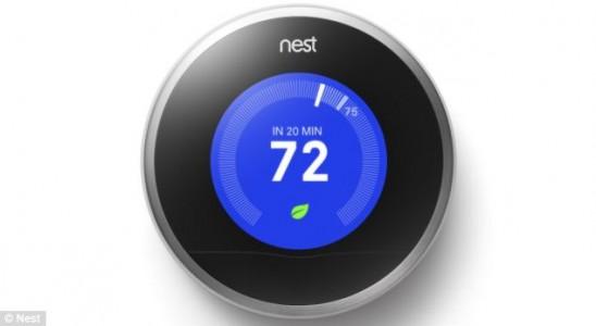 Temperature control using voice