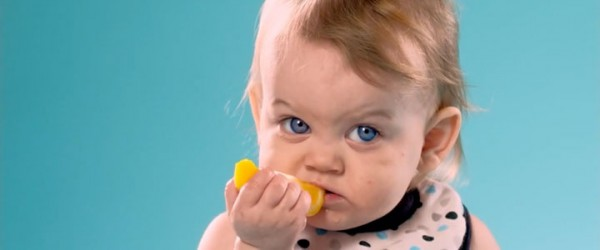 Hilarious Reaction Of Babies Confronted With Terrible Taste Of lemon-2