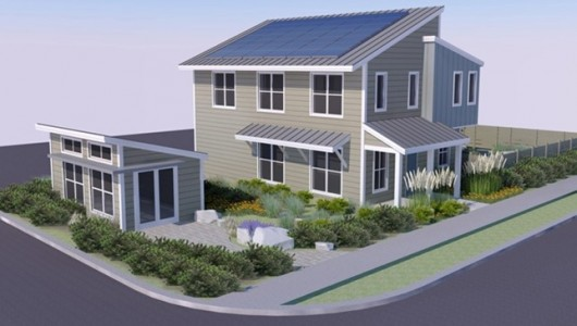 Energy Producing Home