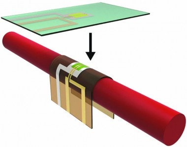 Researchers Develop A Highly Flexible Material That Can Wrap Around Veins-3