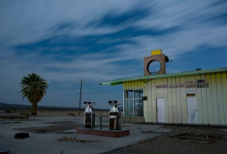 Most Intriguing Abandoned Places In Middle Of Mojave Desert-12