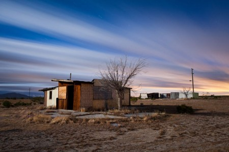 Most Intriguing Abandoned Places In Middle Of Mojave Desert-17