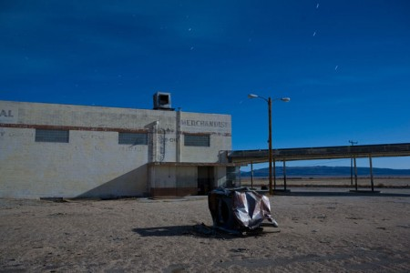 Most Intriguing Abandoned Places In Middle Of Mojave Desert-2