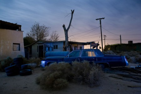 Most Intriguing Abandoned Places In Middle Of Mojave Desert-5