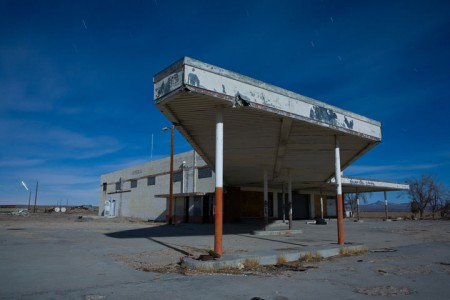 Most Intriguing Abandoned Places In Middle Of Mojave Desert-6
