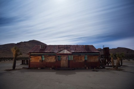 Most Intriguing Abandoned Places In Middle Of Mojave Desert-7