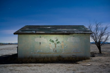 Most Intriguing Abandoned Places In Middle Of Mojave Desert-8