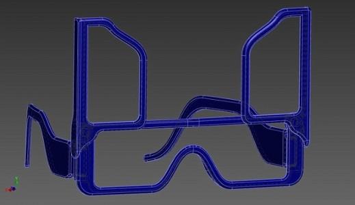 Amazing 3D glasses