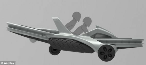 Bike that can hover