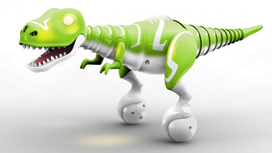 Boomer: A cute Dinosaur That Follows And Obeys Orders-1