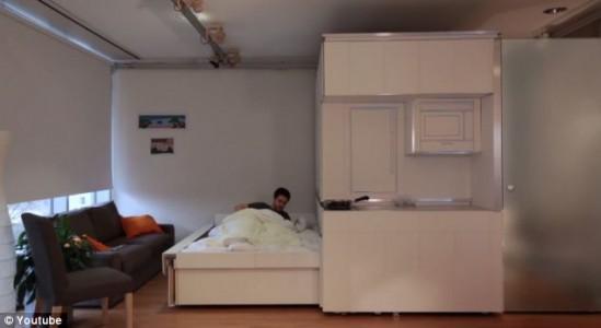 Cityhome bedroom